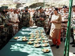 Defence Minister To Celebrate Diwali With Troops In Arunachal