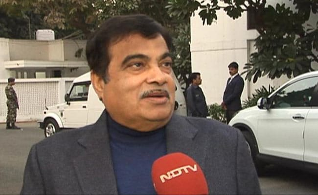 Nitin Gadkari erupts at navy for blocking malabar hill jetty