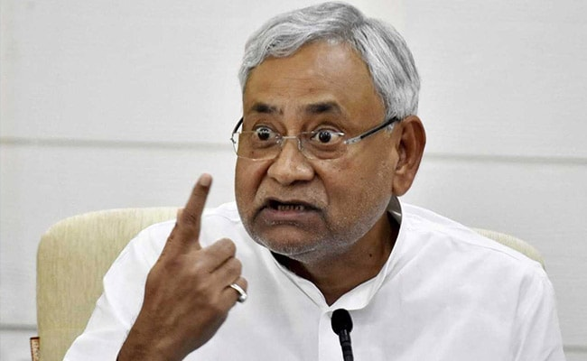 Nitish Kumar Government Pins Bihar Violence Blame On Union Minister's Son