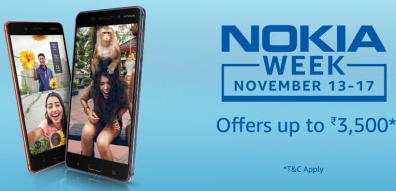 Nokia 6 और Nokia 8 के साथ ऑफर, ऐसे बचा सकते हैं पैसे