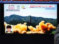 North Korea Tests Its Most Advanced Missile Yet; US Mainland In Range