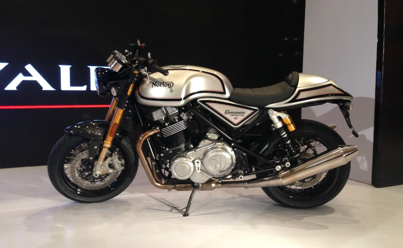 The Norton Commando will be the first bike to be launched in India under the Kinetic-Norton joint venture