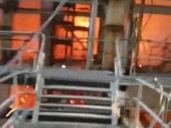 In Mobile Video Of NTPC Power Plant Blast, Engineers Shout In Fear