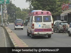Police Create Green Corridor In Lucknow To Fly Boiler Blast Victims To Delhi's AIIMS