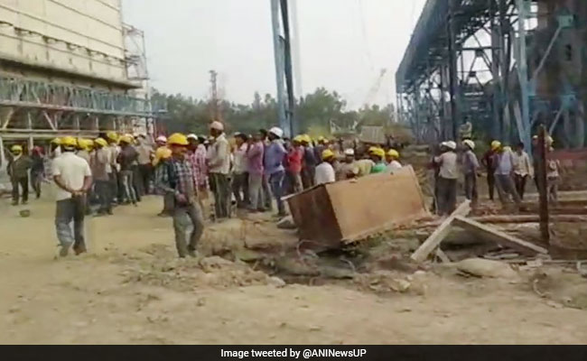 NTPC Explosion LIVE Updates 10 Bodies Recovered 100 Injured In Boiler Blast