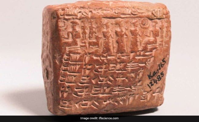 World's Oldest Marriage Contract Mentions Infertility, Divorce