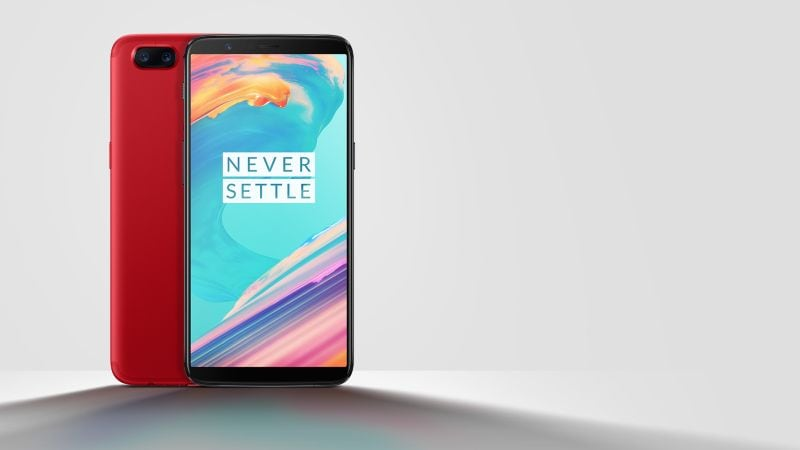 OnePlus 5 Now Receiving OxygenOS 4.5.15 Update With October Android Security Patch and Bug Fixes