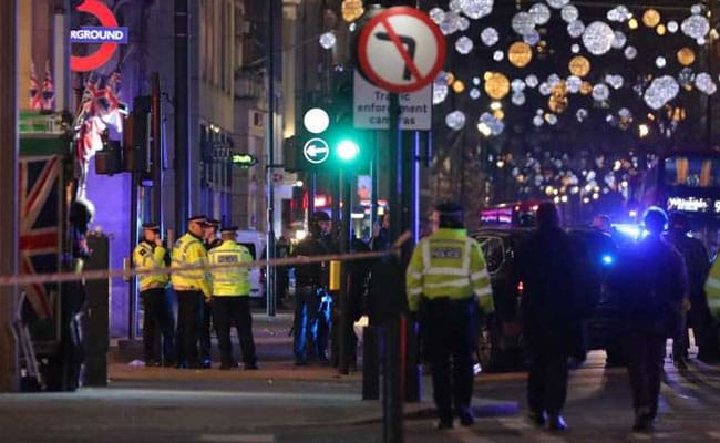 No trace of shots fired, no casualties in London incident