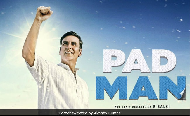 Padman New Poster Stars Akshay Kumar As A 'Superhero'