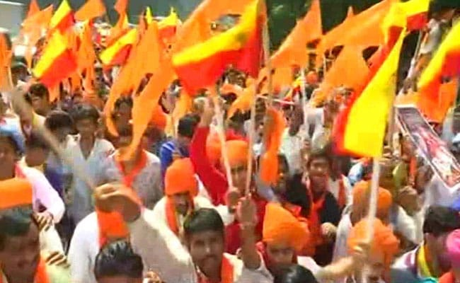 Now, Rajput Groups Protest In Bengaluru Over Padmavati