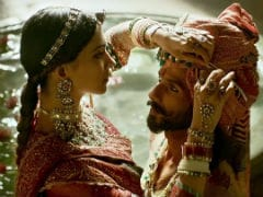 <i>Padmavati</i>'s Deepika Padukone On Working With Shahid Kapoor: 'A Special Film Had To Bring Us Together'