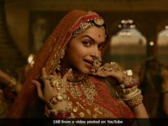 "Before MP's Panel, Sanjay Bhansali Blames Rumours For ""<i>Padmavati</i>"" Row"