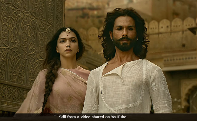 Rail Tracks Blocked In Mathura Against 'Padmaavat' Release