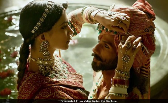 Padmavati's Deepika Padukone On Working With Shahid Kapoor: 'A Special Film Had To Bring Us Together'