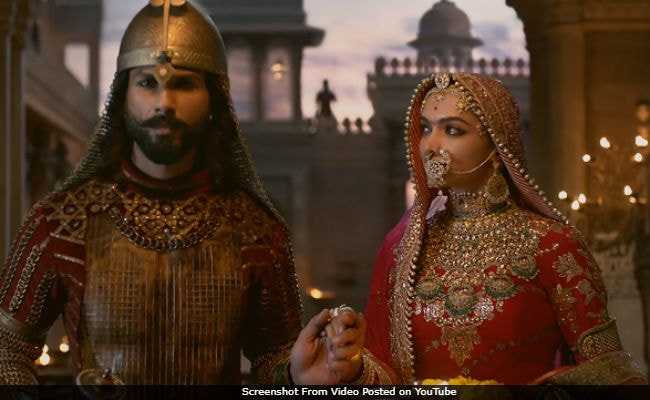 Apex court refuses plea to ban release of 'Padmavati'