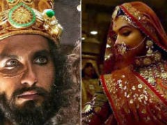 <i>Padmavati</i>: No 'Romantic Sequence' Between Deepika Padukone And Ranveer Singh In The Film, Says The Director