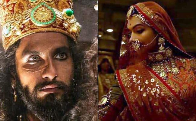 Padmavati: No 'Romantic Sequence' Between Deepika Padukone And Ranveer Singh In The Film, Says The Director