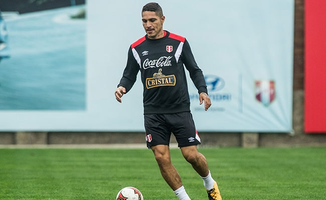 Peru Striker Paolo Guerrero Banned For 30 Days After Failing Dope Test
