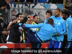 Patrice Evra Suspended by Marseille, Charged By UEFA For Karate Kick On Own Fan