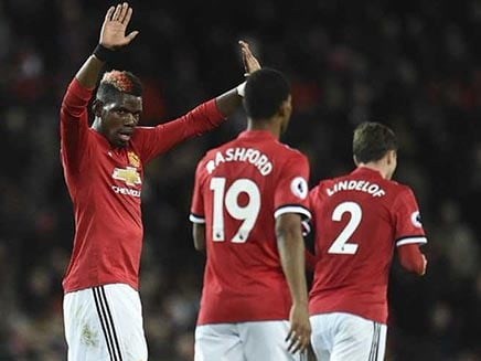 Premier League: Paul Pogba Inspires Manchester United Comeback Win Over Newcastle United