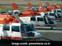 Government Receives Bids For Pawan Hans' Divestment
