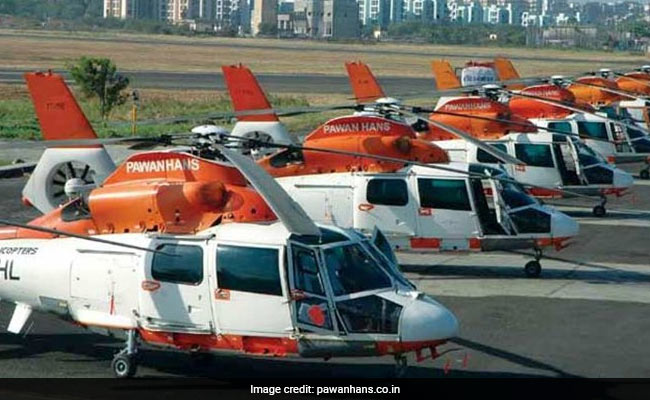 2 Pawan Hans Pilots Suspended For Improper Landing By Aviation Watchdog
