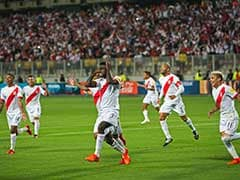 Peru Beat New Zealand 2-0 To Capture Last FIFA World Cup Berth