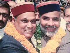 PK Dhumal, BJP's Pick For Himachal Chief Minister, On Friend PM Modi
