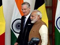 PM Modi Meets Belgium's King Philippe, Discusses Strengthening Bilateral Ties