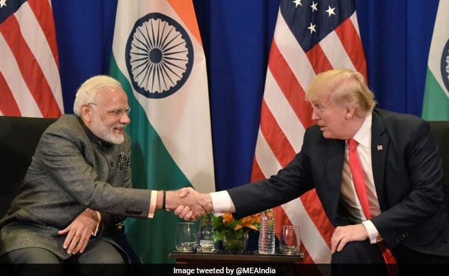 Donald Trump Discovers 'Indo-Pacific' On Asia Tour In Boost For India