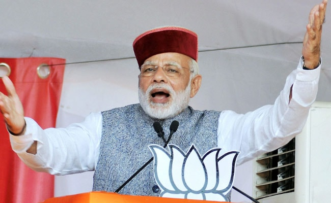 Congress Like Termites, Wipe Them Out, Says PM Modi In Himachal