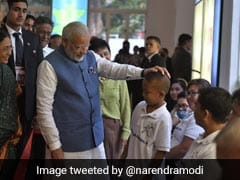 'Want To Be A Policeman,' 9-Year-Old Fitted With Jaipur Foot Tells PM Modi In Manila