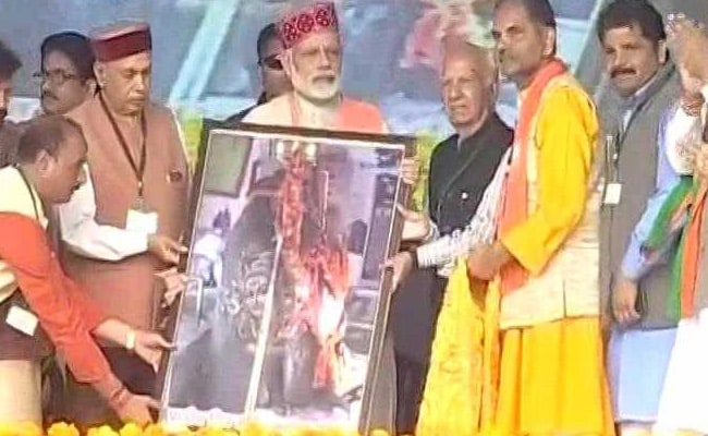 PM Modi Visits Himachal Pradesh, Gujarat Ahead Of Assembly Election : Highlights