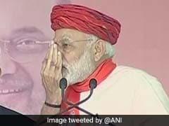 Indira Gandhi Held Her Nose Here, Says PM Modi In Gujarat's Morbi