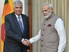 PM Modi Holds Talks With Sri Lankan Counterpart To Boost Ties