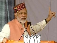 हिमाचल प्रदेश विधानसभा चुनाव : पीएम बोले, चोरी रुकने से विरोधी परेशान हैं इसलिए मोदी- मोदी की रट लगा रहे हैं
