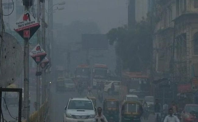 With Only 107 City Buses, Lucknow Forced To Drive. Pollution At Record High