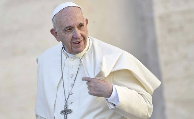Pope Admits To Snoozing While Praying