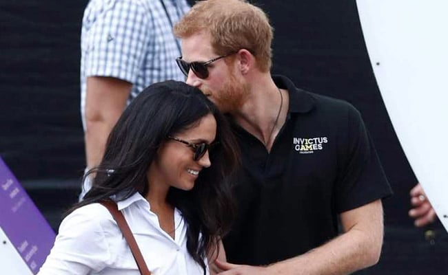 Prince Harry Says 'Stars Were Aligned' When He Met Meghan Markle