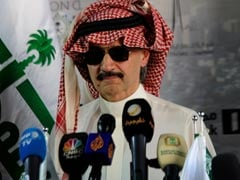 Saudi Prince Alwaleed, The 'Warren Buffett Of Saudi Arabia'