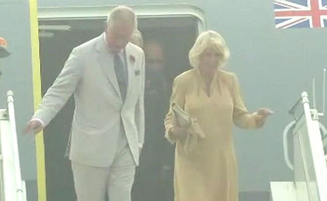 Prince Charles, Camilla Welcomed By Thick Smog In Delhi
