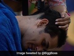 Bigg Boss 11 : इस कंटेस्टेंट की खातिर प्रियांक शर्मा हो गए गंजे, लव के माथे पर लिखा गया 'जीरो'