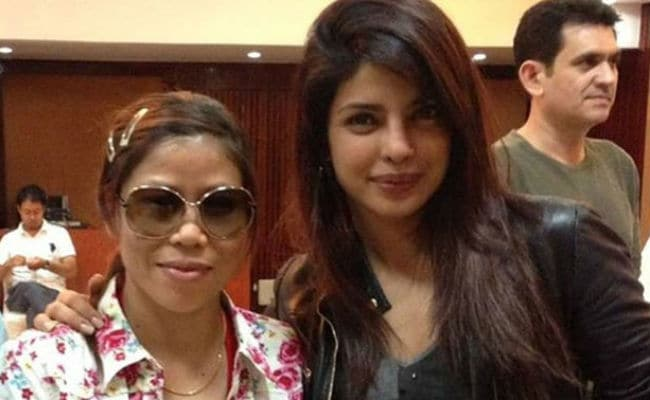 Mary Kom's Gold Thrills Priyanka Chopra, Amitabh Bachchan And Other Stars
