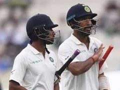 India vs Sri Lanka, 1st Test: Cheteshwar Pujara Fights On As Hosts Wobble To 74/5 On Rain-Hit Day 2