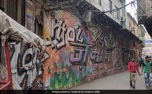 Footwear Giant Puma Accused Of Defacing Delhi Heritage Buildings For Ad