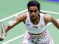 PV Sindhu Wants to End Season With a Win at Dubai Finals