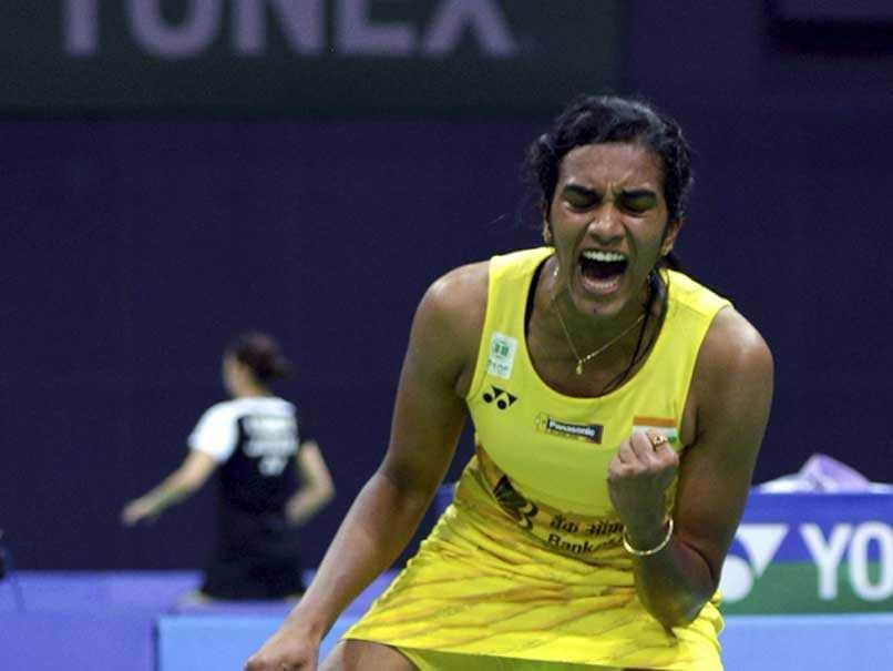 Commonwealth Games 2018: PV Sindhu Leads India
