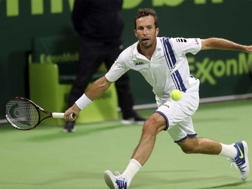 Radek Stepanek, Czech Tennis Veteran, Announces Retirement