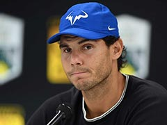 Paris Masters: World No 1 Rafael Nadal Withdraws With Knee Injury