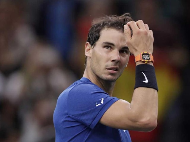 When And Where To Watch, Rafael Nadal vs David Goffin, ATP World Tour Finals, Live Coverage On TV, Live Streaming Online